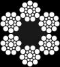 Стальной канат ГОСТ 3077-80