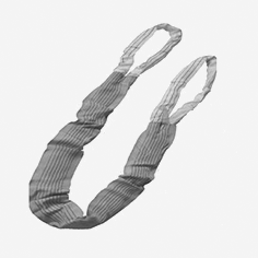 круглопрядные текстильные стропы